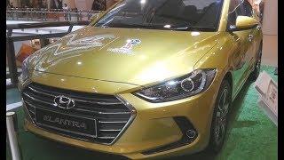 Hyundai Elantra 2.0 Executive 2018