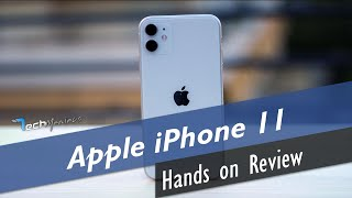 Apple iPhone 11 Πρώτο ελληνικό Hands on Review