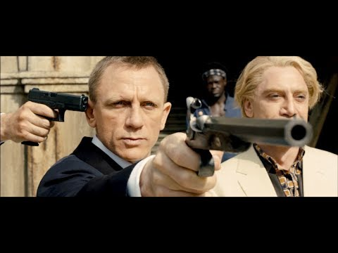 Skyfall - Glass Marksman Shot (1080p)