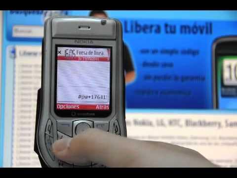 Liberar Nokia 6630. desbloquear Nokia 6630 de Vodafone  - Movical.Net