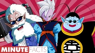 The Hierarchy of the Kais | MinuteFacts: Dragon Ball Z