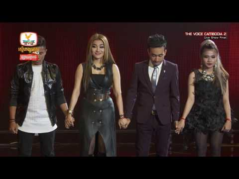 The Voice Cambodia - Live Show Final - 19 June 2016