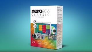 Nero 2016 Classic - Product Video