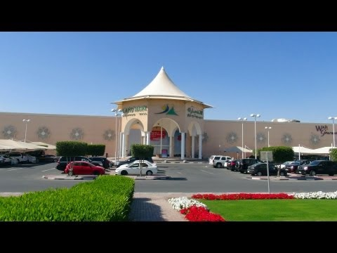 Doha / Qatar - great shopping impressions in 4 top Malls - March 2013 - new !
