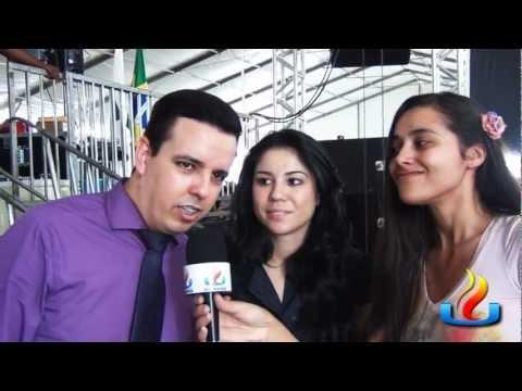 UMADEB 2012 - Dia 20-02 - Entrevista Jackson e Talita