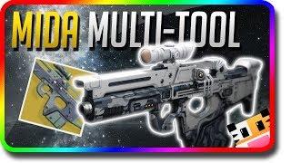"Destiny 2 - How To Get The ""Mida Multi-Tool"" (Destiny 2 ""Mida Multi Tool"" Exotic Scout Rifle)"