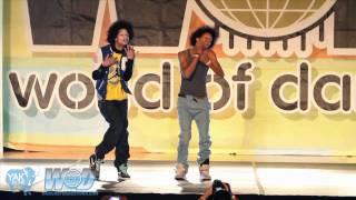LES TWINS | WORLD OF DANCE | WOD SANGO 2010 | YAK FILMS