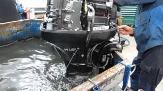 Мотор лодочный Suzuki DF40ATS, б/у 2011 г.в.
