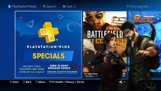 PS PLUS SPECIALS End October 4th LAST OF US REMASTERED FREE THEME