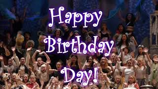Happy Birthday from the Beauty and the Beast Jr. Cast 2018