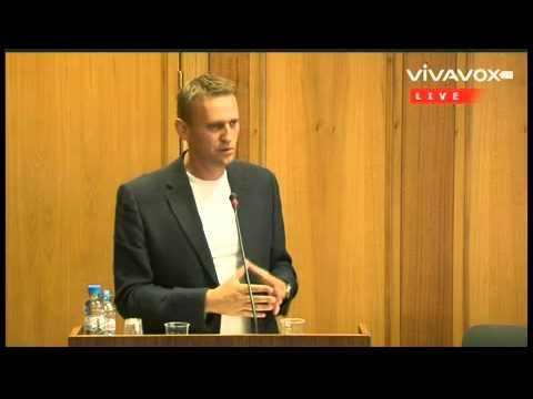 Выступление А.Навального 21 июня 2011 года