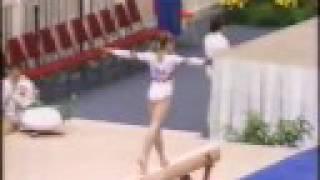 Daniela Silivas - 1985 Montreal - BB 10.00