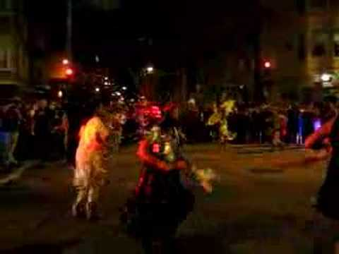 Day of the Dead Aztec Dancing