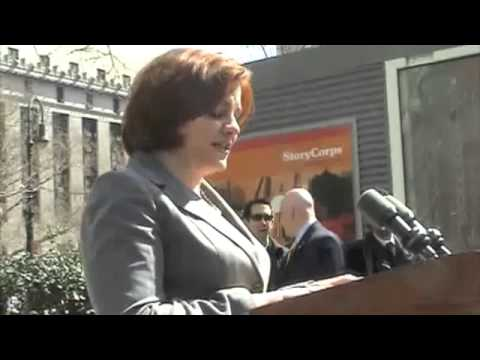 Christine Quinn - Moving On Up