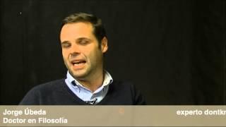 Jorge Úbeda: ¿Filtrar mis fuentes de información?