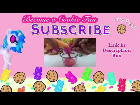 MLP Squishy POPS Ball Blind Bags Surprise Mystery Figure Rings My Little Pony Opening Cookieswirlc