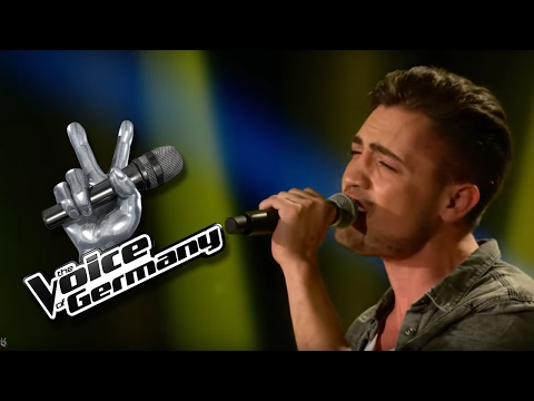 Speeding Cars - Walking on Cars   Andreas Steiger   The Voice of Germany 2016   Audition