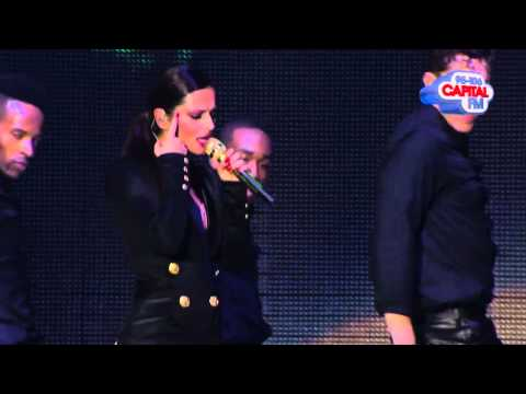 Cheryl Cole - Call My Name - Live At Jingle Bell Ball 2012 Hd video