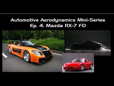 Automotive Aerodynamics Mini-Series Ep. 4: Mazda RX-7 FD