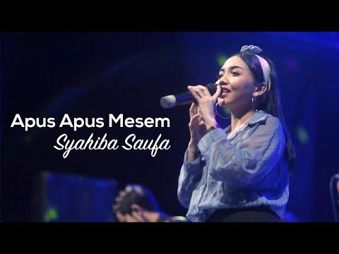Download Syahiba Saufa - Apus Apus Mesem  Live Performance Mp4 baru