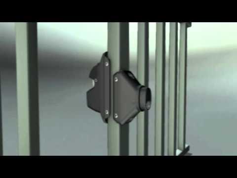 LokkLatch PRO-SL - Metal Gate