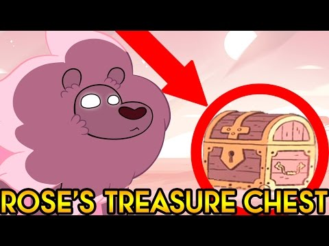 WHAT'S IN ROSE'S TREASURE CHEST [Steven Universe Theory] Crystal Clear Ep. 78