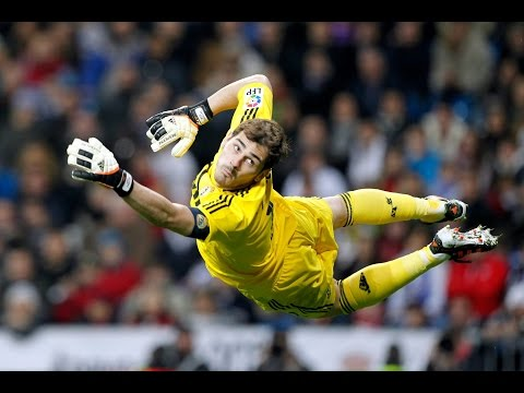 Iker Casillas ? TOP 10 Saves in Real Madrid
