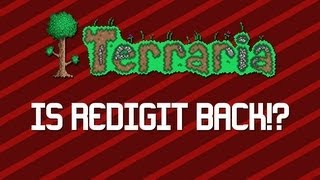 Terraria | Is Redigit Back? The Future of Terraria.