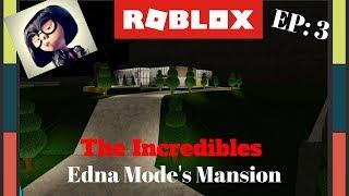 Roblox | Bloxburg: The Incredibles - Edna Mode