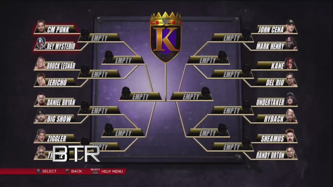 King Of The Ring  Tournament