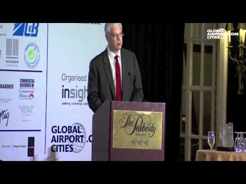 Greg Principato at Airport Cities 2011 (PART 2)