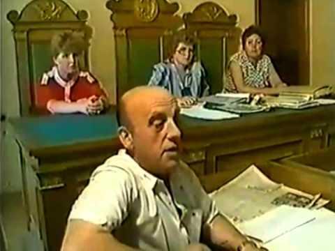 """1988 - Куйбышевский суд (Ленинград) - """"Алиса с косой чёлкой"""""""