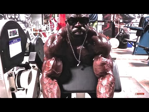Kali Muscle - Superhuman Bicep Workout