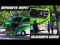 [MAK GRRUUUKKKK....!!!] 7 UNIT Bus Subur Jaya GASRUK saat keluar sekolah
