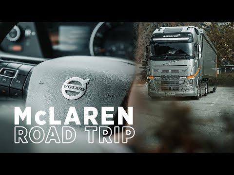 McLaren road trip | Spa to Monza