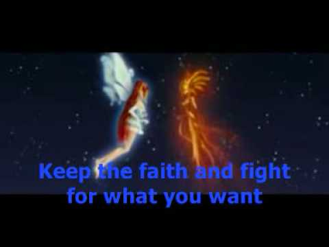 WINX CLUB FLY WITH LYRICS