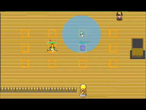 Pokemon Bellsprout Tower 1.30.1 Bellsprout Tower