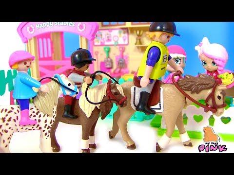 ЖЕНИХ НАГРЯНУЛ! МУЛЬТИК С ИГРУШКАМИ - СБЕЖАВШАЯ НЕВЕСТА! ЧАСТЬ 4! Playmobil Unboxing Видео для Детей