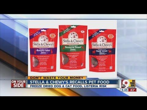 Holistic Health Extension Dog Food Recall