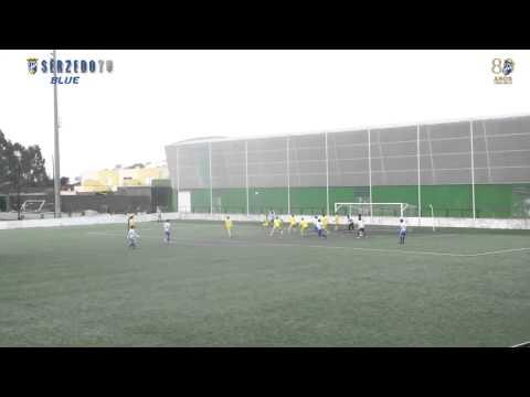 SerzedoTV - Juvenis Gulpilhares FC 2 vs 1 C.F. Serzedo (Full HD)