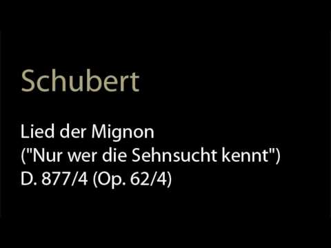 Traditional - Sehnsucht