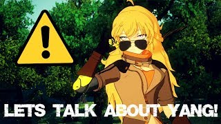 RWBY | I have issues with Yang