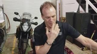 MORE findings on tie rods! - 2018+ Honda Gold Wing