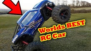 Worlds BEST RC Car EPIC Bash - Traxxas X-Maxx 2.0