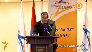 Gagik Tsarukyani eluyte 05.03.2015