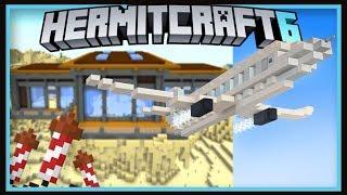 Hermitcraft Season 6: So Much Progress Today!    (Minecraft 1.13.2 survival  Ep.43)