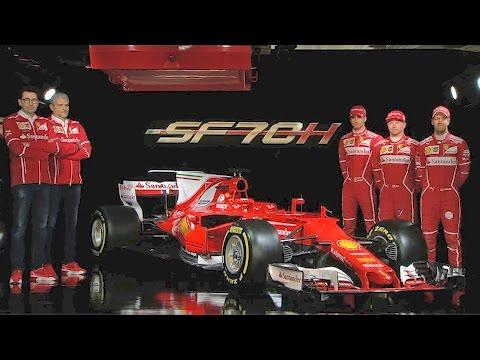 2017 Ferrari Formula 1 – Ferrari SF70H – 2017 F1 Season