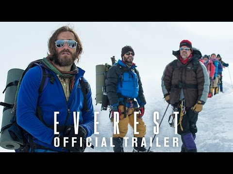 Everest - Official Trailer (HD)