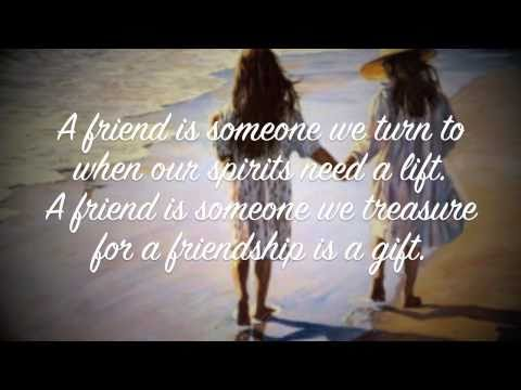A Poem of TRUE FRIENDSHIP :)