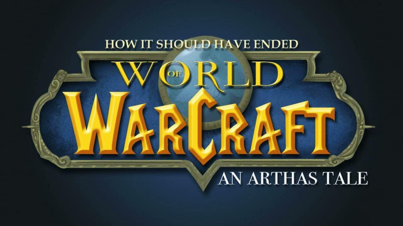 World Of Warcraft: Como debió haber terminado